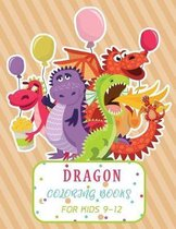 Dragon Coloring Books For Kids 9-12