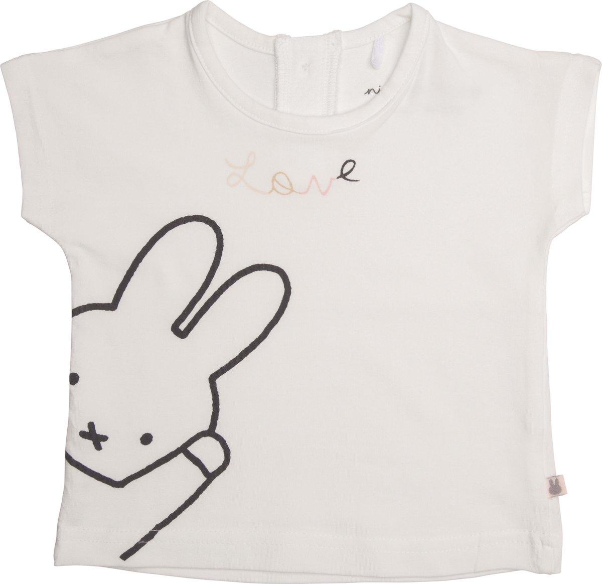 Nijntje, meisjes, T-shirt, korte mouw - maat 68