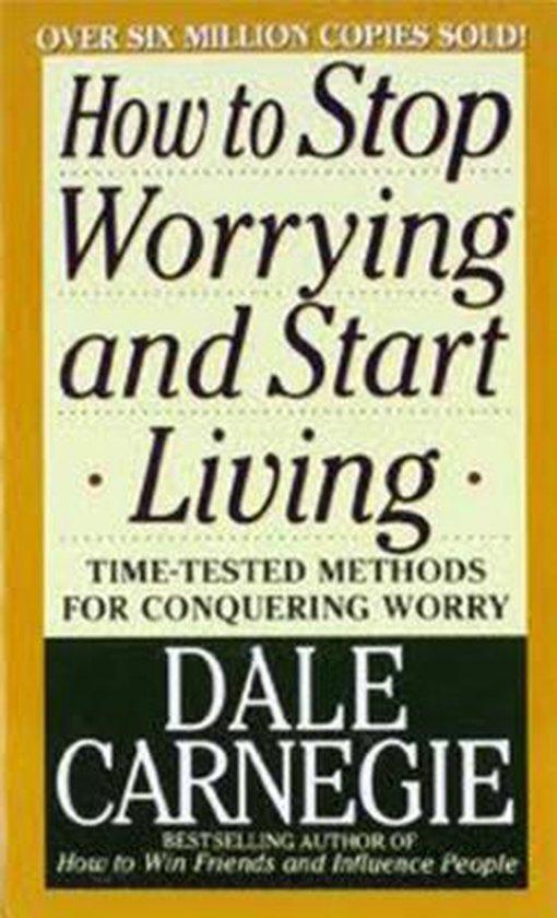 Afbeelding van How to Stop Worrying and Start Living