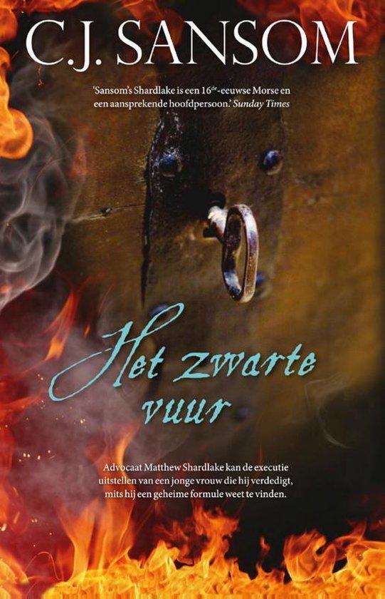 Shardlake 2 - Het zwarte vuur - C.J. Sansom | Fthsonline.com