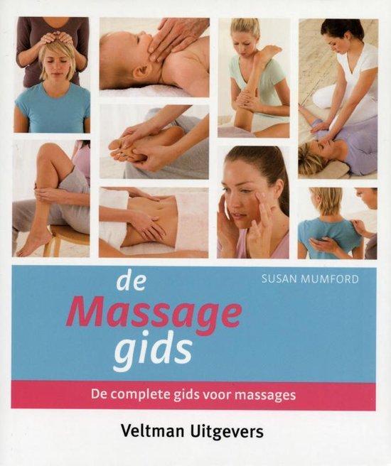 Cover van het boek 'De massagegids' van S. Mumford