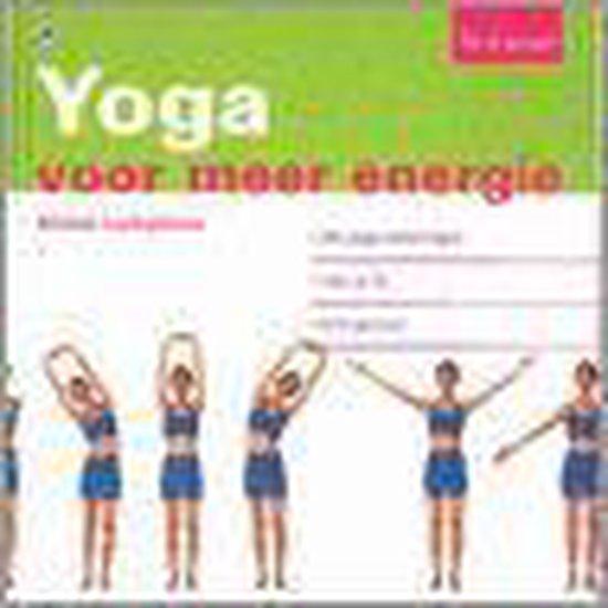 Yoga Voor Meer Energie - Alistair Livingstone pdf epub