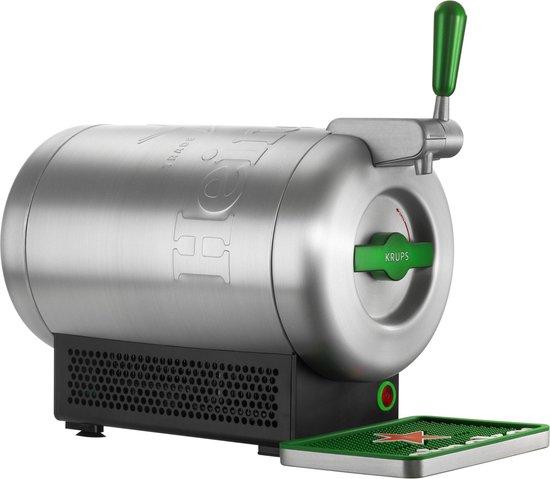 Krups - THE SUB Heineken Edition - Biertap 2L