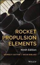Boek cover Rocket Propulsion Elements van George P. Sutton