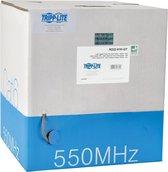 Tripp Lite N222-01K-GY netwerkkabel 304,80 m Cat6 Grijs