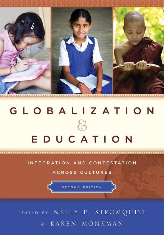 Boek cover Globalization and Education van Nelly P. Stromquist (Onbekend)