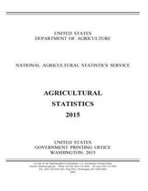 Agricultural Statistics 2015