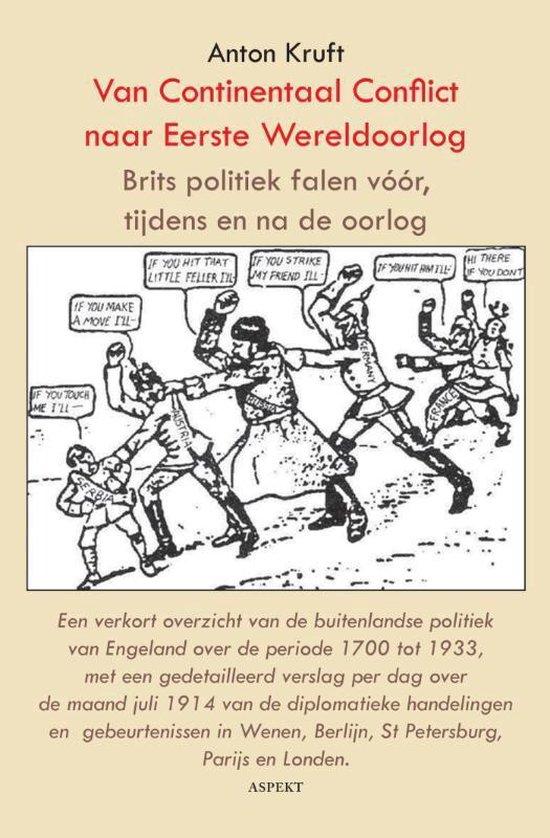 Van continentaal conflict naar Eerste Wereldoorlog