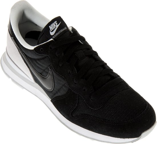 nike internationalist heren zwart