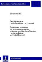 Der Mythos Von Der Oesterreichischen Identitaet