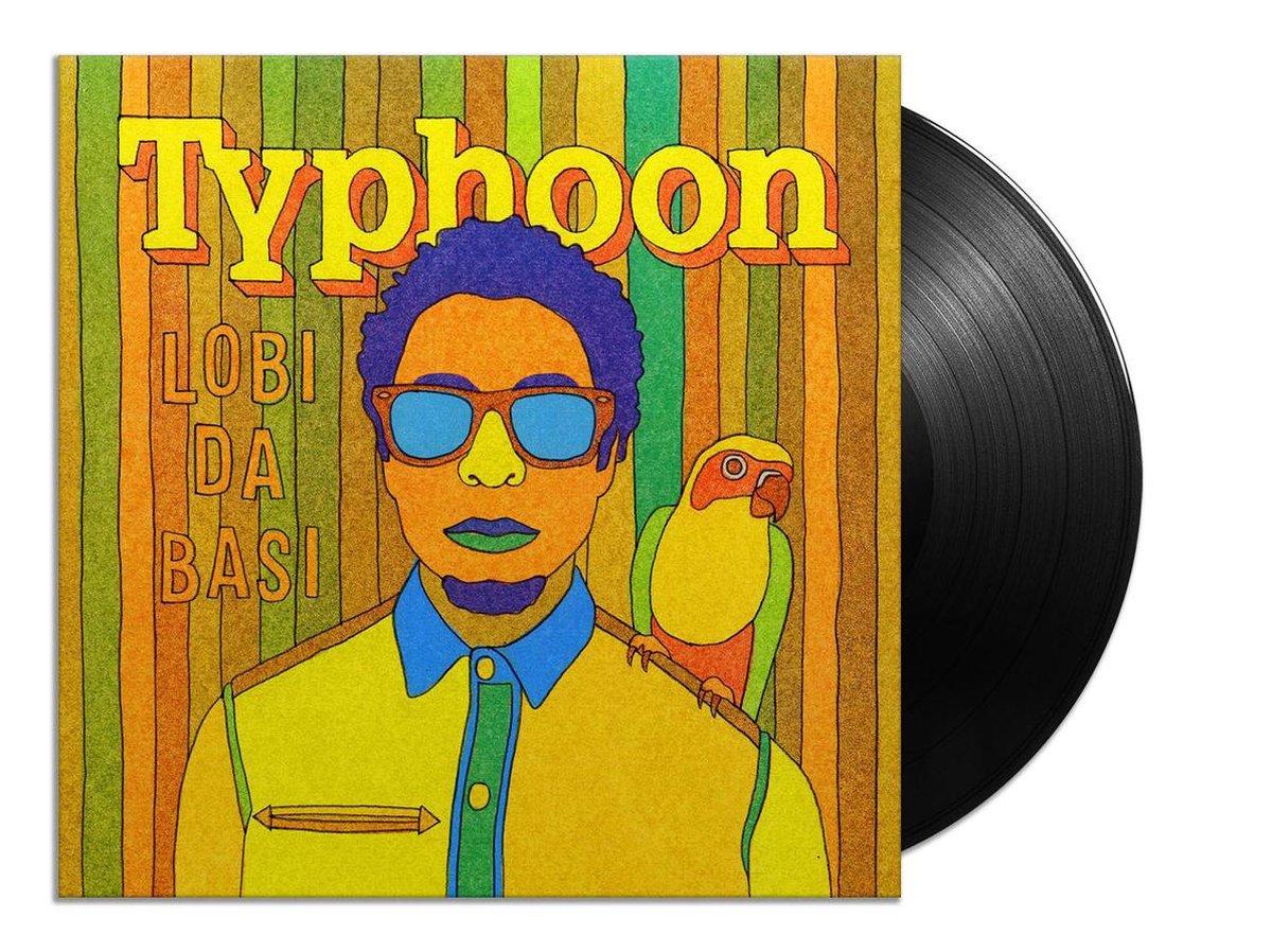 Lobi Da Basi (LP) - Typhoon