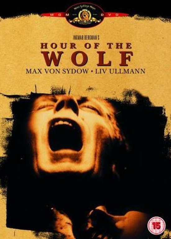 Cover van de film 'Hour Of The Wolf'