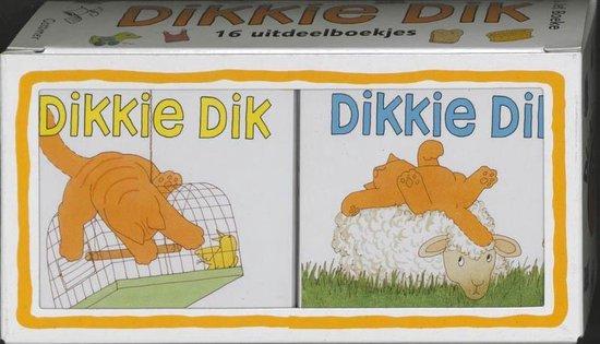 Boek cover Dikkie Dik - Uitdeelboekjes 16 ex van Jet Boeke (Onbekend)