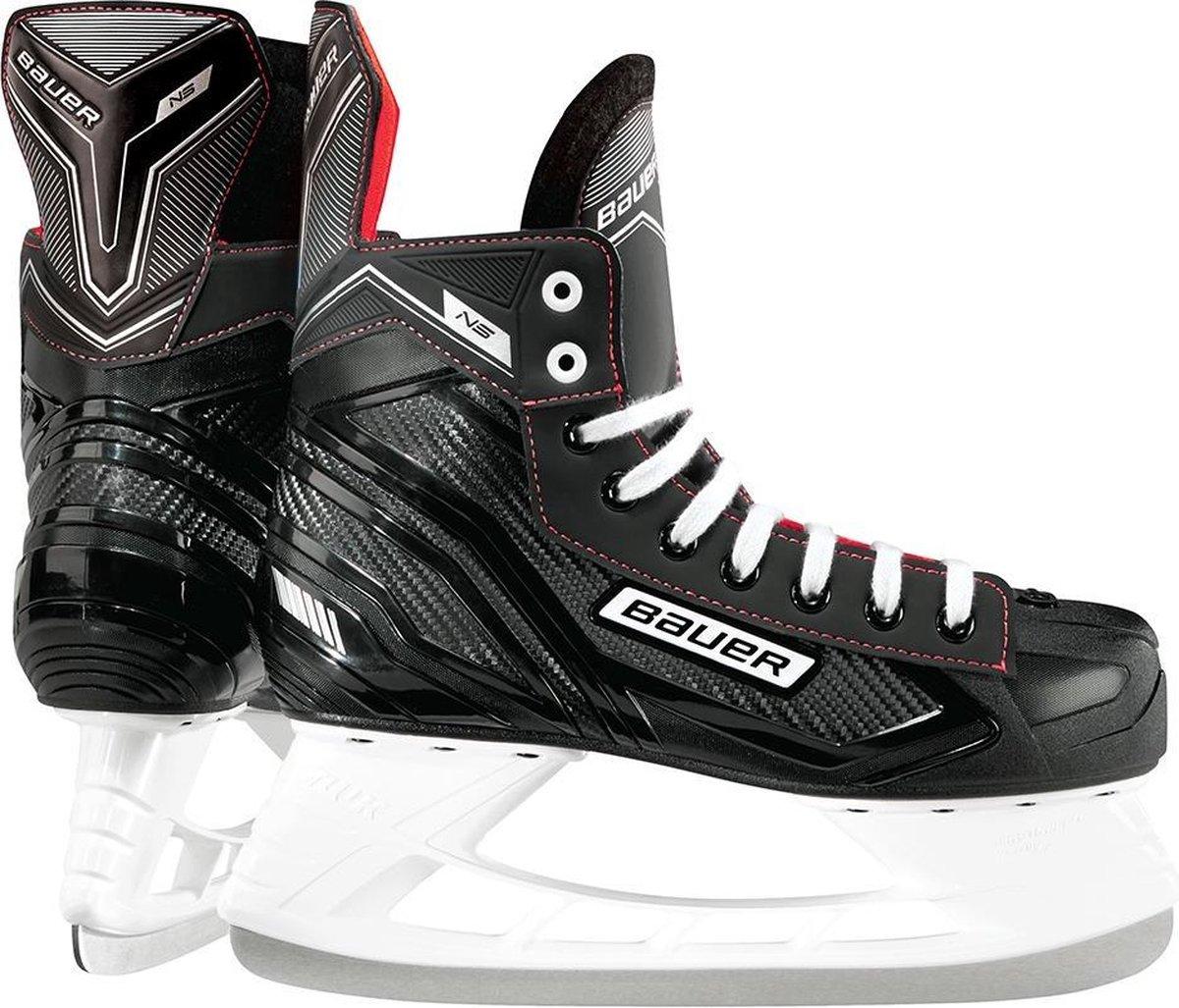 IJshockeyschaats Bauer NS Skate Junior R-Schoenmaat 33,5
