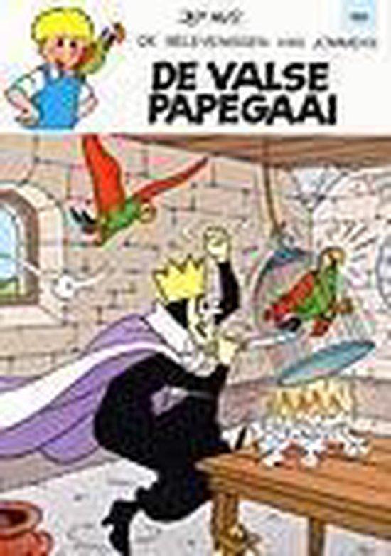 Jommeke 181 - De valse Papegaai - Jef Nys |