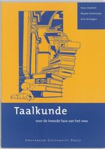 Taalkunde (werkboek)