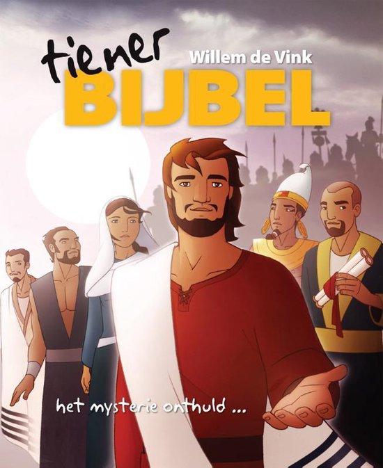 Boek cover Tienerbijbel van Willem de Vink (Hardcover)