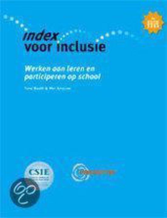Index voor inclusie - Tony Booth  