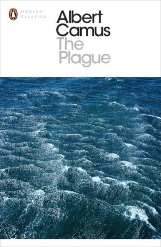 Boek cover The Plague van Albert Camus (Paperback)