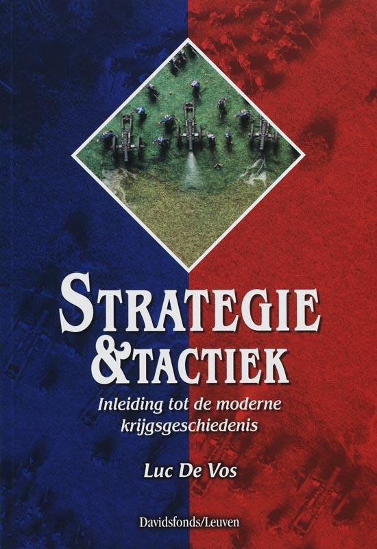 Strategie & tactiek - Luc De Vos |