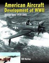 Boek cover American Aircraft Development of WWII van William Norton
