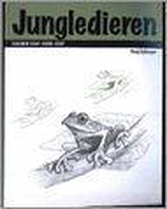Jungledieren. tekenen stap voor stap - Doug Dubosque pdf epub