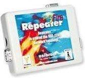 Unibrain FireRepeater 3, 2 vrije FireWire poorten (6-polig)