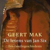 Boek cover De levens van Jan Six van Geert Mak (Onbekend)