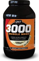 QNT 3000 Muscle Mass 4.5kg Vanilla