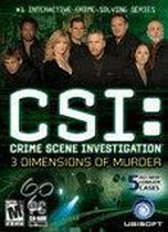 Csi: Dimensions Of Murder - Windows