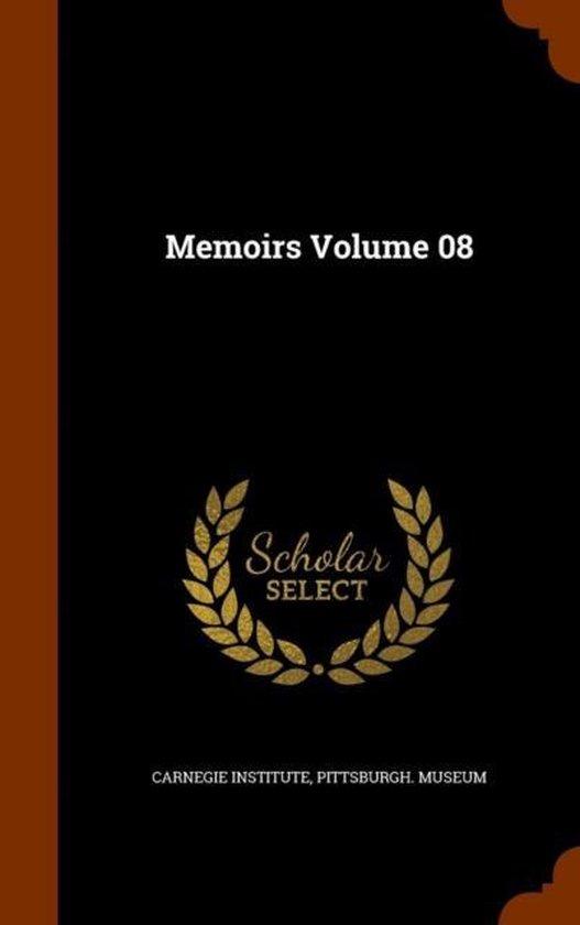 Memoirs Volume 08