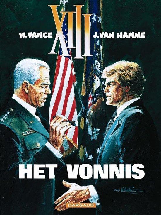 Collectie xiii 12. het vonnis - William Vance |