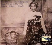 Bali 1928 Vol. 2 Tembang Kuna. Song