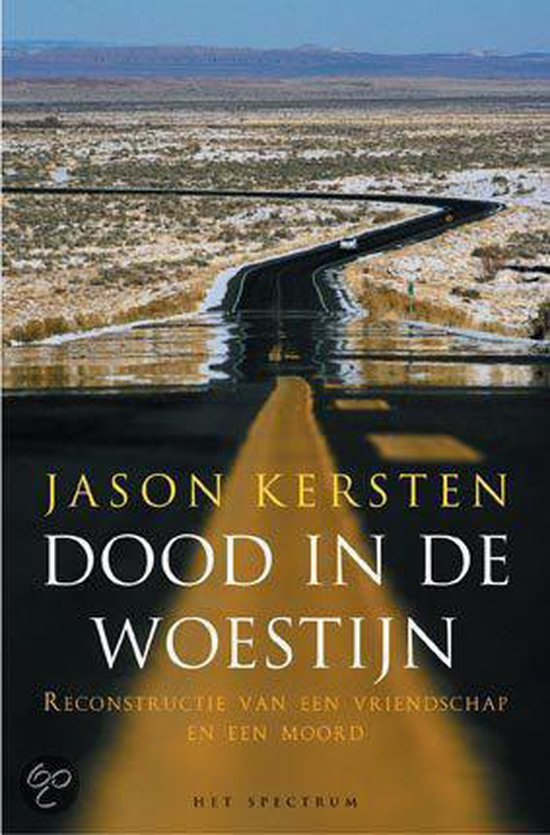 Dood In De Woestijn - Jason Kersten | Readingchampions.org.uk