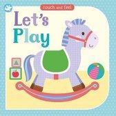 Boek cover Little Learners Lets Play van