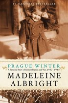 Boek cover Prague Winter van Madeleine Albright
