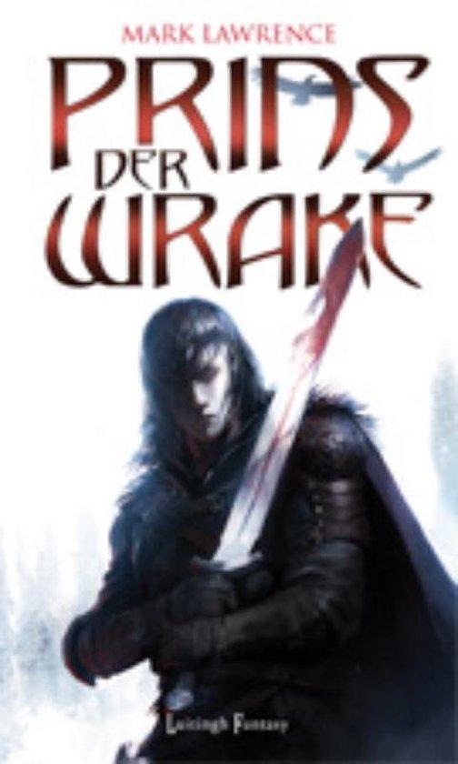 Prins der Wrake - Mark Lawrence   Readingchampions.org.uk