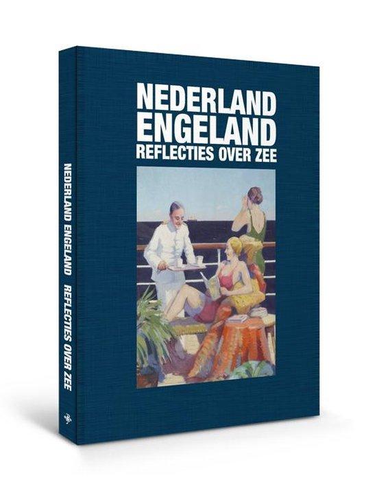 Nederland-Engeland (luxe editie) - Onder redactie van Irene Jacobs en Joost Schokkenbroek |