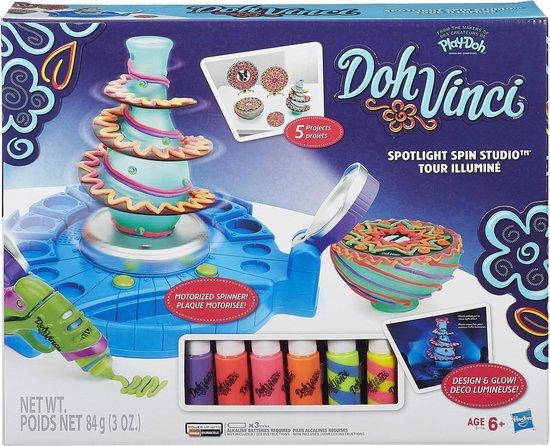 DohVinci Spotlight Spin Studio - Klei