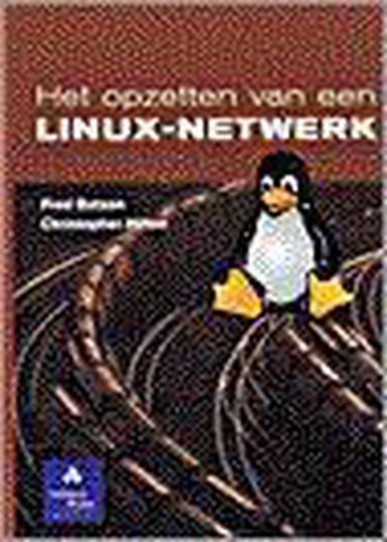 Het opzetten van een linux-netwerk - Fred Butzen   Fthsonline.com