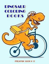 Dinosaur Coloring Books For Boys Ages 8-12