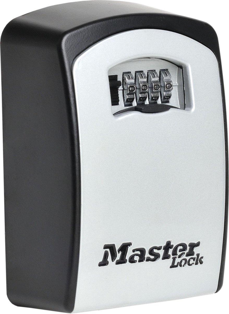 MasterLock Sleutelkluis - met cijferslot - muurmodel - 146x105x51mm
