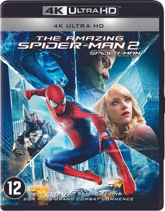 The Amazing Spider-Man 2 (4K Ultra HD Blu-ray)