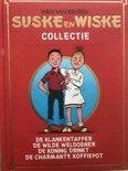 Suske en Wiske Lecturama collectie de delen 103 t/m 106