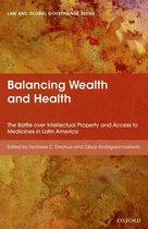 Omslag Balancing Wealth and Health