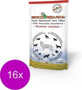 Farm Food Fresh Menu - Rundvlees - Hondenvoer - 16 x 125 g