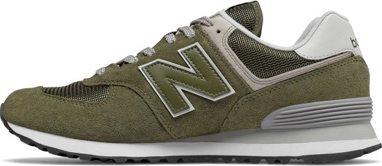 bol.com | New Balance ML574EGO-D Heren Sneakers - Green ...