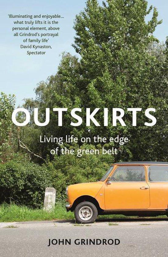 Boek cover Outskirts van John Grindrod (Onbekend)