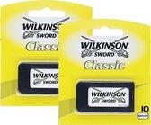 Wilkinson Sword Classic 20 scheermesjes (2 x 10)