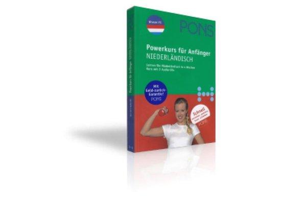 Pons Power-Sprachkurs Niederländisch. Mit 2 Audio-Cds - Martine Reijnders  